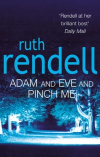 Adam and Eve and Pinch Me book cover