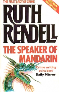 The Speaker of Mandarin book cover