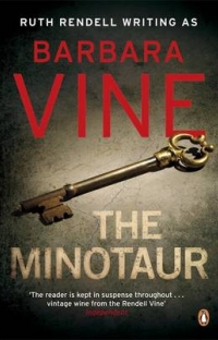 The Minotaur book cover