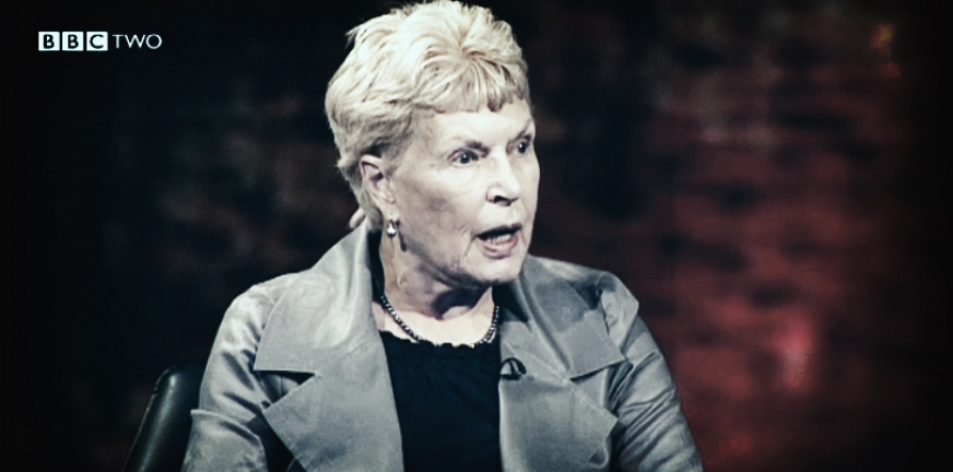Ruth Rendell on Newsnight