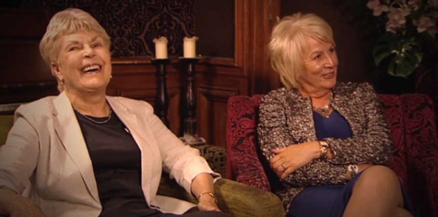 The Review Show  BBC Two 23 May 2011: Ruth Rendell with Lesley Pearce